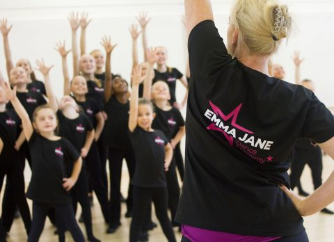 dance classes jersey channel islands